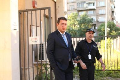 Арестът на секретаря на президента - Пламен Узунов, е бил незаконен
