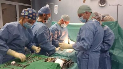 Първа бъбречна трансплантация за 2021 година