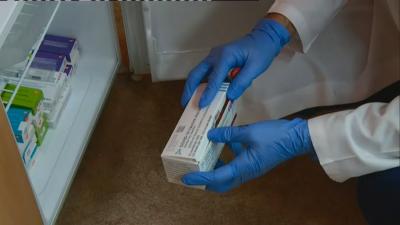 Много желаещи за ваксина в село Белащица