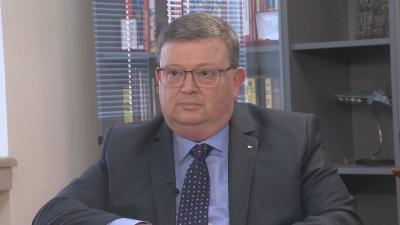 Председателят на антикорупционната комисия Сотир Цацаров в специално интервю за БНТ