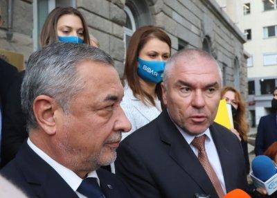 Марешки и Симеонов ще са водачи на листи във Варна и в Бургас