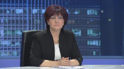 Караянчева: Свързването на ваксинацията с изборите е несериозно