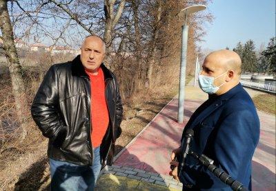"Борисов предлага ""зелен паспорт"" за преболедували и ваксинирани, за да пътуват спокойно"