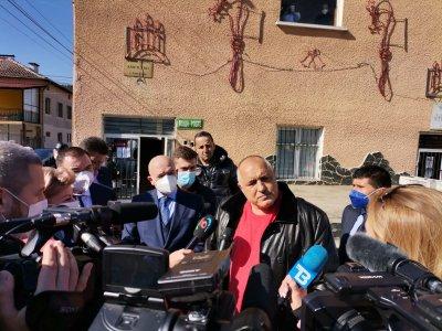 Борисов: Няма никаква полемика по отношение на отваряне на заведенията