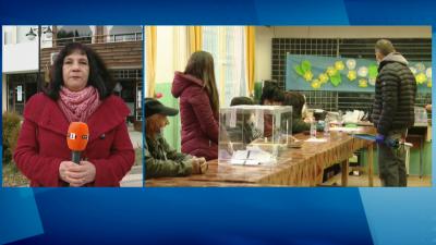 Спокойно преминават изборите за кмет на община Баните