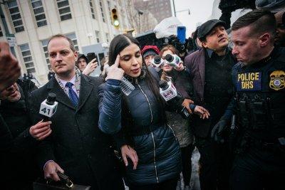 В САЩ задържаха съпругата на Ел Чапо