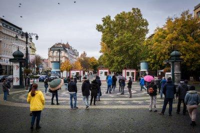 Словакия - критична точка в разпространението на COVID-19 в Европа