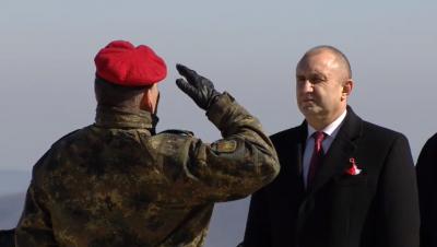 Румен Радев на Шипка: Властта се опита да постави под карантина националната ни памет