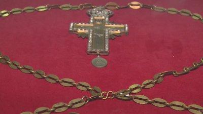 Къде се пази личният нагръден кръст на митрополит Натанаил Охридски