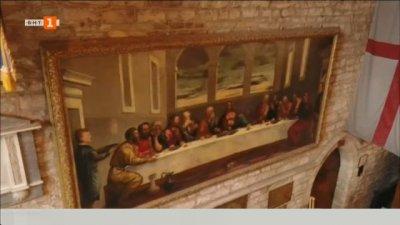 Откриха творба на Тициан в църква във Великобритания