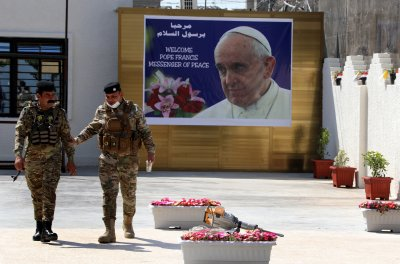 Папа Франциск заминава за Ирак за среща с политическия елит и духовни водачи