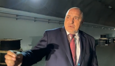 """Борисов: От 17-18 март искаме да отворим """"Хемус"""" в частта на тунел """"Витиня"""""""
