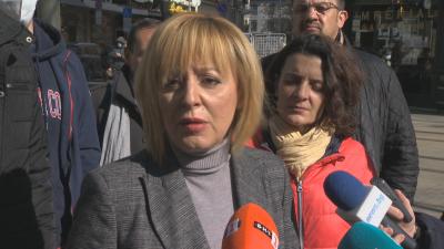 Мая Манолова смята, че местните избори в Мъглиж са манипулирани