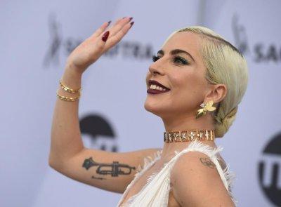 Лейди Гага се върна в Рим след сагата с кучетата ѝ