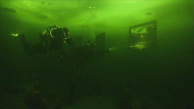 """Изложба под вода """"отвори врати"""" в Бяло море"""