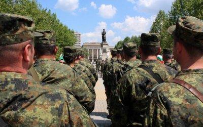 Карлово изпраща 120 военни на мисия в Афганистан