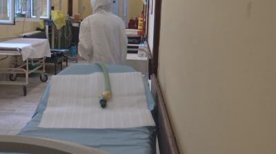 Разкриват ново ковид отделение в Благоевград, болните се увеличават