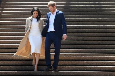 Белият дом за интервюто на Хари и Меган пред Опра: Това е тяхна лична работа