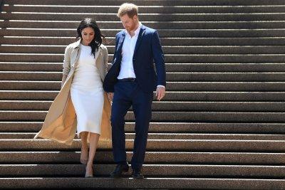 В скандалното интервю: Меган и Хари с обвинения в расизъм към кралското семейство