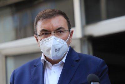 Костадин Ангелов: Прекратявам предизборната си кампания