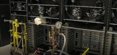 """Започна монтирането на суперкомпютъра в """"София Тех Парк""""?"""