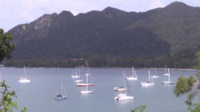 Посетителите на Тайланд могат да се карантинират на яхта