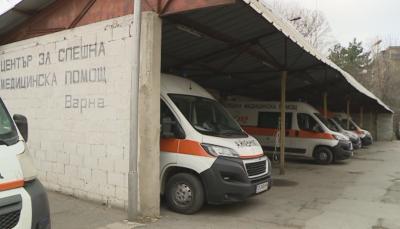 Медиците от спешна помощ във Варна искат затягане на мерките