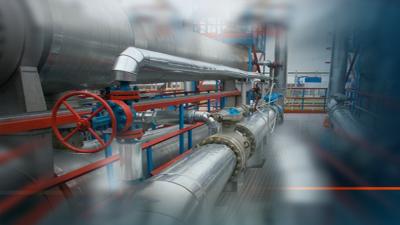 Нивото на газ в европейските хранилища е спаднало до 34%