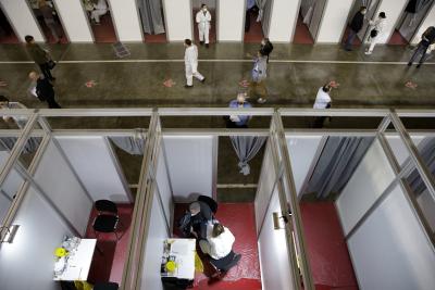 Частична карантина в Сърбия за уикенда