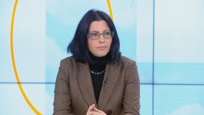 """Ива Михайлова: Папата даде """"ваксина за надежда"""" в Ирак"""