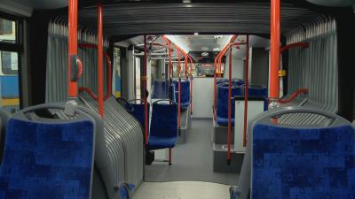 3 нови тролейбуса тръгват от днес в столичния градски транспорт