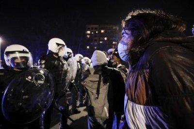 """Безредици по време на протест """"Животът на чернокожите има значение"""" в Лиеж"""