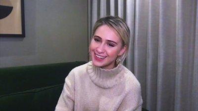 """Мария Бакалова пред БНТ: Научих, че съм номинирана за """"Оскар"""" на снимачната площадка"""