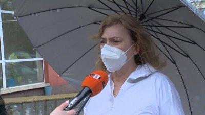 Няма проблем с леглата за пациенти с ковид в столичната Белодробна болница