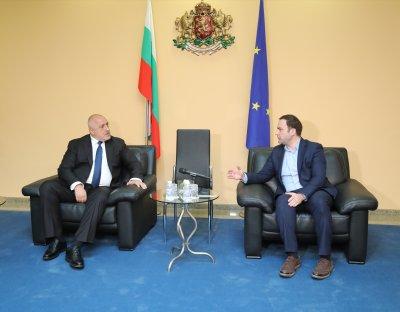 Борисов: Необходим е разум, а не емоции в преговорите между България и РС Македония