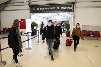 Израел възобновява полетите с всички страни