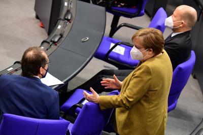 Консерваторите на Меркел с поражение на изборите в две германски провинции