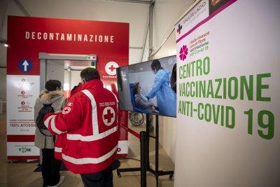 """Италианският регион Пиемонт спира временно ваксинирането с """"Астра Зенека"""""""