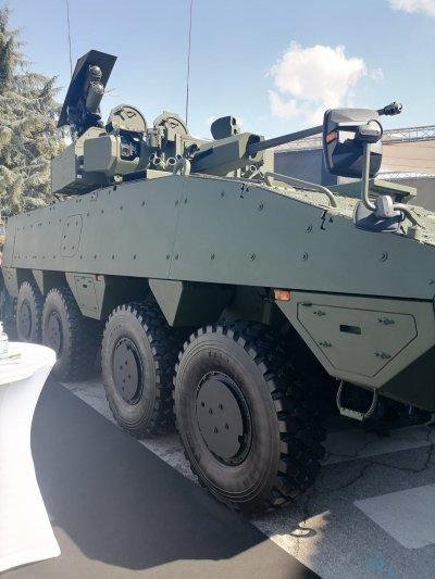 Министерството на отбраната прекрати процедурата за придобиване на бойни бронирани машини