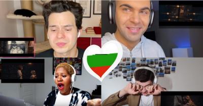 """Виктория просълзи Европа с българската песен за """"Евровизия"""" 2021"""
