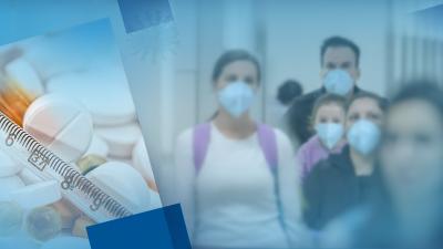 Великобритания почита жертвите на пандемията