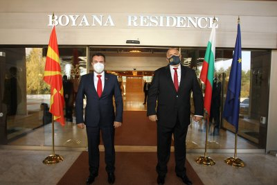 Борисов след разговор със Заев: Не бива да отлагаме решенията с РС Македония