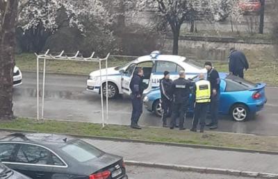 Искат постоянен арест за мъжа, който вдигна на крак полицията в Казанлък