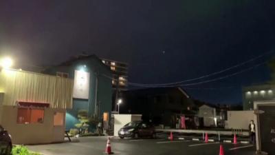 7,2 по Рихтер в Япония: Трусът е вторичен на сеизмичната катастрофа през 2011-а