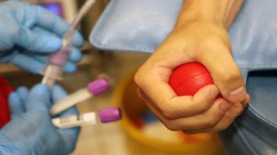 ВМА призовава за безвъзмездно кръводаряване