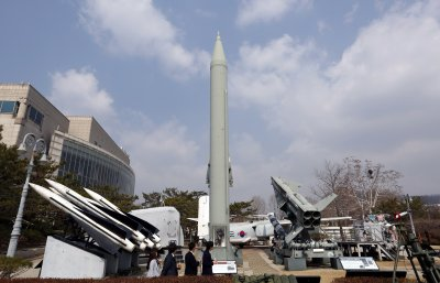 Северна Корея изстреля две балистични ракети в Японско море