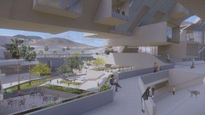 """Милионер иска да построи първия """"интелигентен град"""""""