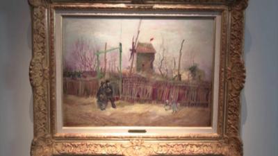 Продадоха картина на Ван Гог за 13 млн. евро