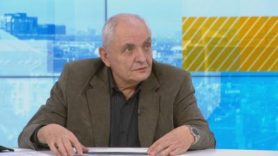 Димитър Димитров, ЦИК: Ще има огромно напрежение при обработването на резултатите от вота