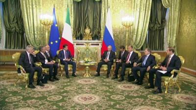 Италия разкри руски шпиони